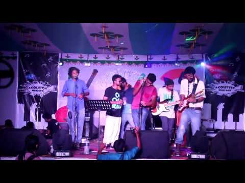 Aj Pasha - We Will Rock You | Backstage | BatchDay14' | KUET
