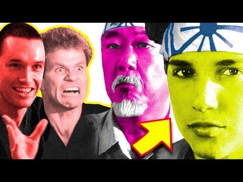 10 Things You Never Knew About THE KARATE KID 3