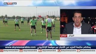 هل يحقق ليكنز المطلوب مع منتخب الجزائر؟