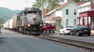 NBER Street Running in Tyrone, PA