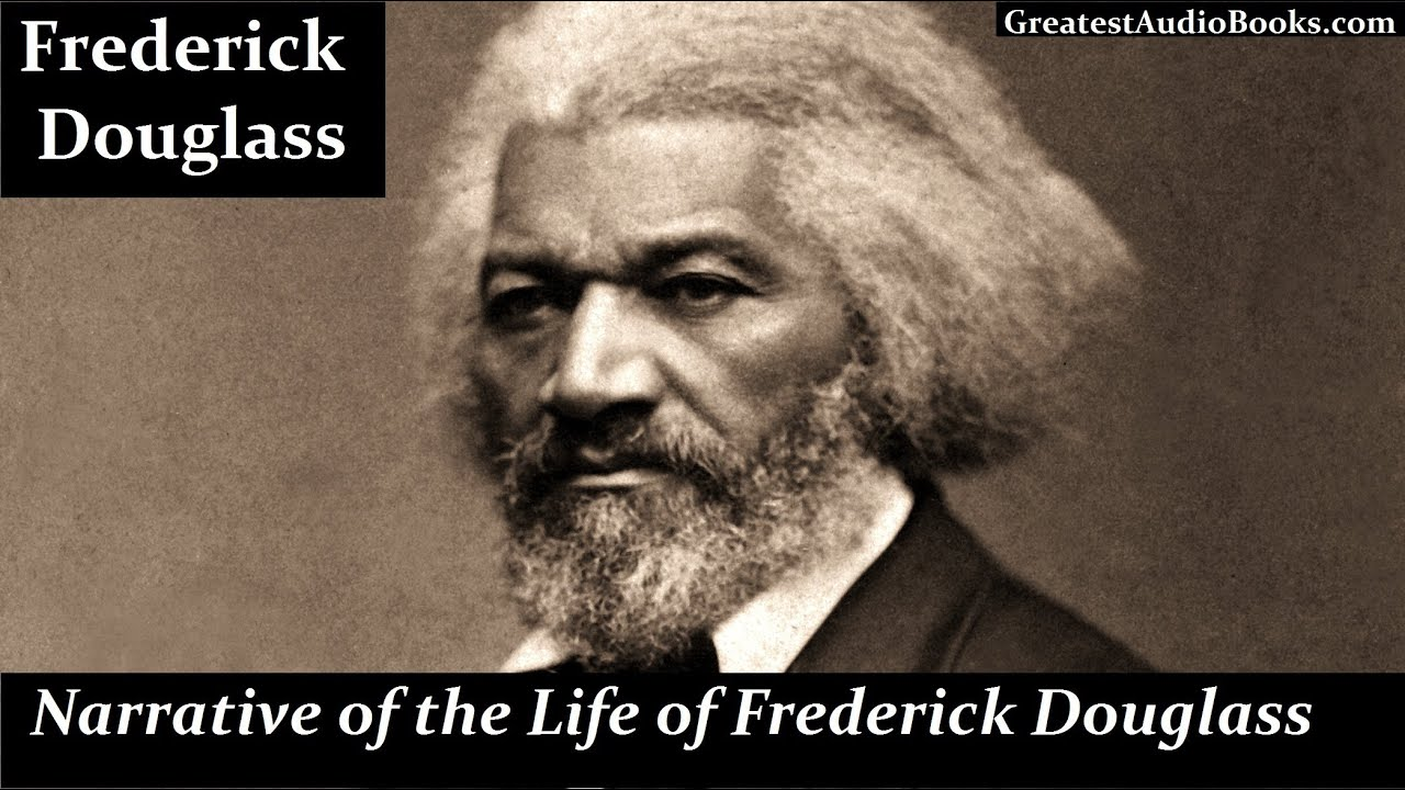 FREDERICK DOUGLASS - FULL AudioBook | Greatest Audio Books - (A Narrative of the Life of)