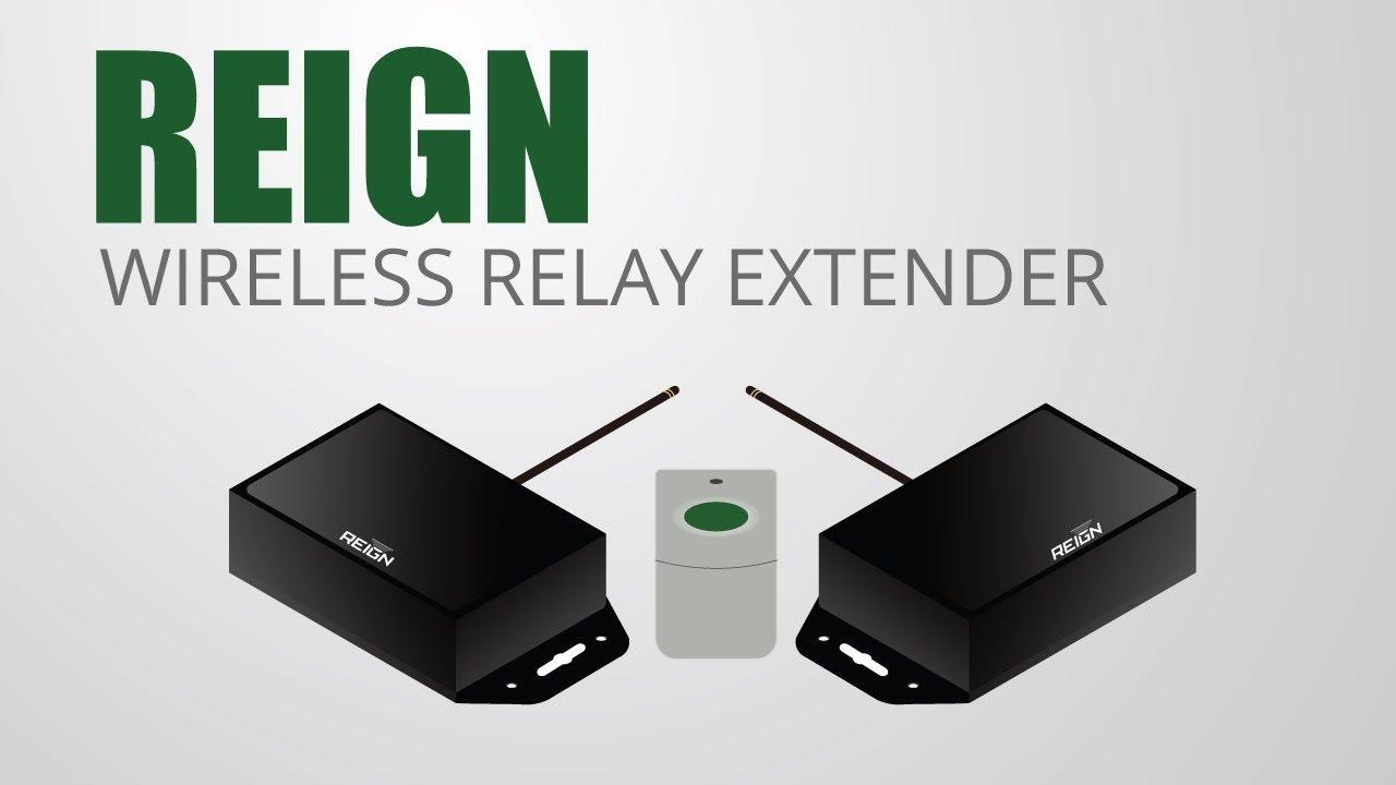 Introducing Reign Wireless Relay Extender
