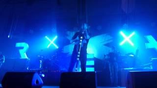 Rea Garvey - How I Used To Be - Thüringenhalle Erfurt - 27.01.2013