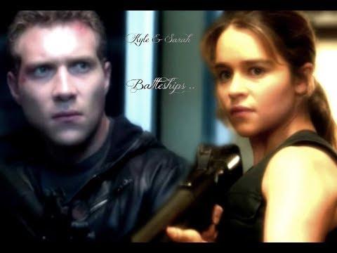 Kyle & Sarah ~ Battleships
