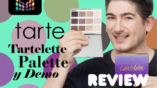 Paleta Tarte Tartelette - Review y Tutorial