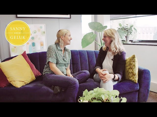 Kijk deze video als je geïnspireerd wilt raken door een echte doorzetter! | Sanny zoekt Geluk