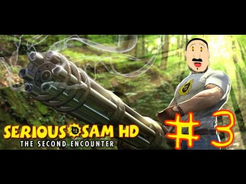 Serious Sam HD: The Second Encounter - These ruins are well made! [ Part 3 ]