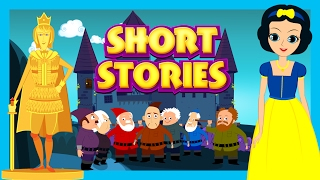 Short Stories In English - Story Collection For Kids || Kids Stories - Tia And Tofu Storytelling