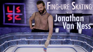 The Late Show Fing-ure Skating with Jonathan Van Ness
