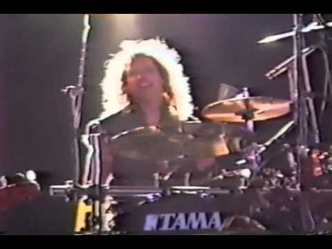 Workout (Live) - Tommy Conwell and the Young Rumblers 1989