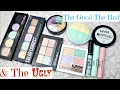 Battle of the drugstore color correctors