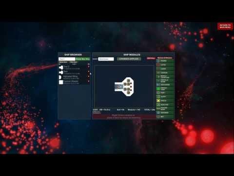 Particle Fleet: Emergence - Editing Ships - Episode 64