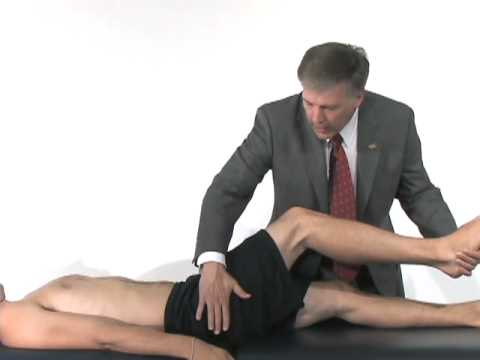 Hip & Groin Exam (6 of 7): Special tests