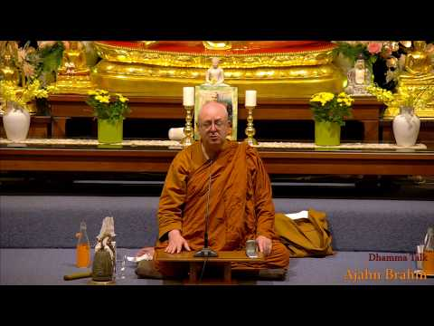Power Of Slience | Ajahn Brahm | 11 May 2018