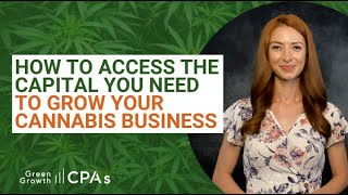 Keys to Landing a Cannabis a Credit Line