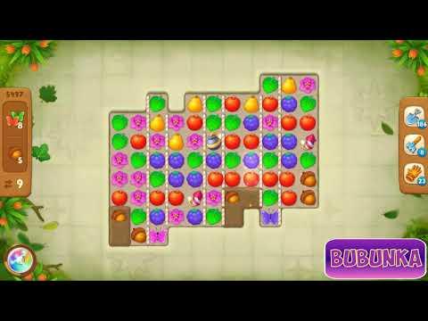 GardenScapes level 5497