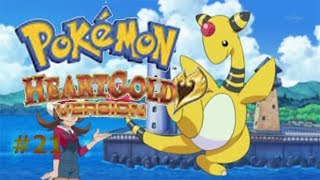 Amphy se recupera/Pokemon Heart Gold #21