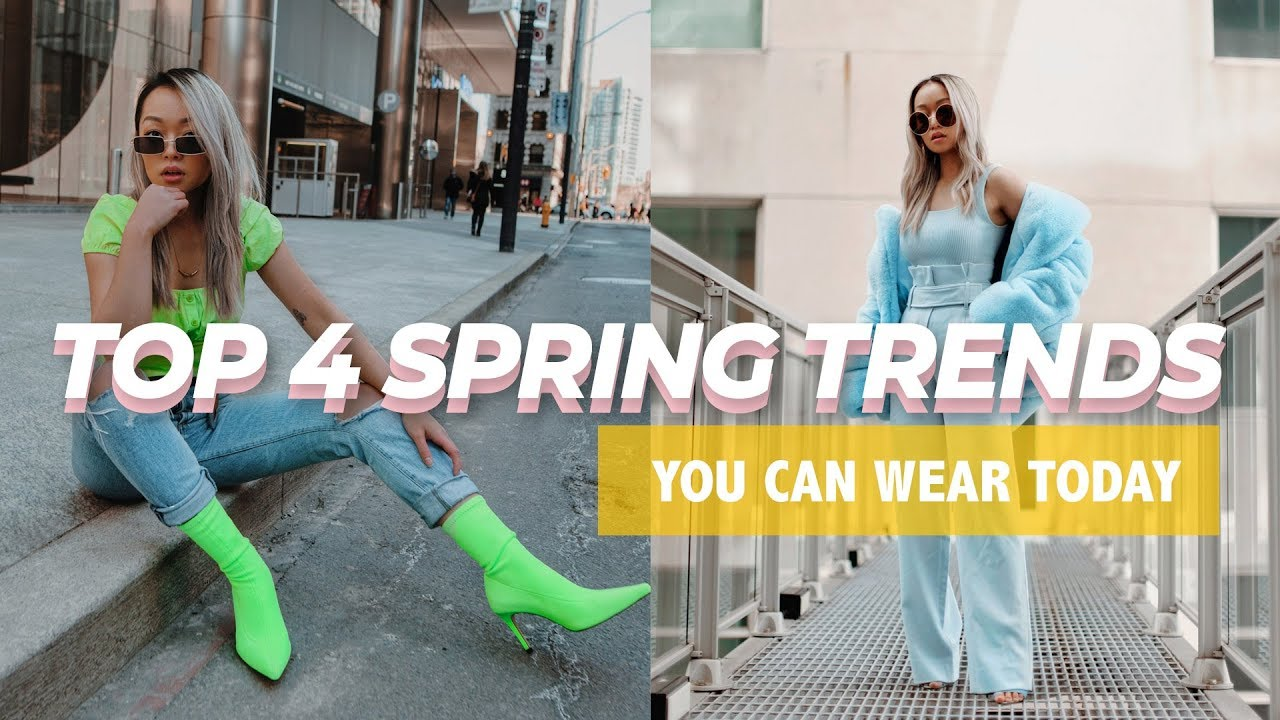 LOOKBOOK - TOP 4 SPRING TRENDS YOU CAN WEAR TODAY! 9