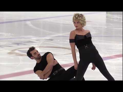 Olivia Smart & Adrian Diaz - 2019 Autumn Classic International RD thumbnail