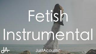Fetish - Selena Gomez ft. Gucci Mane (Acoustic Instrumental)