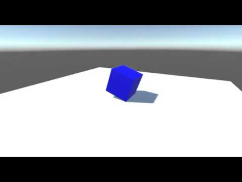 Unity] Script of Roll A Cube | sus4 Blog