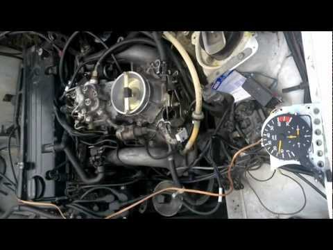 schlechter Motorlauf mercedes w201 190 M102