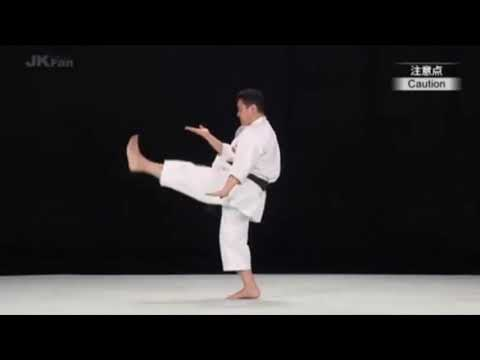 Saifa _ Goju Ryu Karate - Tetsuya Furukawa