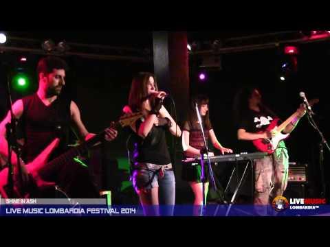 SHINE IN ASH - LIVE MUSIC LOMBARDIA FESTIVAL