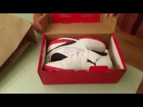 76353c3c1b Unboxing Puma One 17.4 Junior Indoor Football Boots