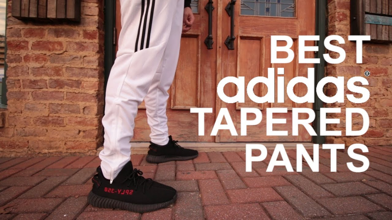 """e2789944c7259e The Best """"Tapered Adidas Pants"""
