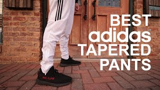 """The Best """"Tapered Adidas Pants"""" on the Market!"""