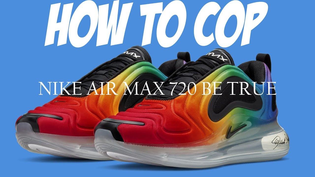 Nike Air Max 720 Pride | 43einhalb Sneaker Store