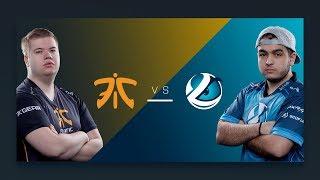 CS:GO - Fnatic vs. Luminosity [Cbble] - Group A Round 3 - ESL Pro League Season 6 Finals