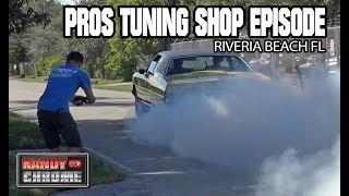 KandyonChrome: Impala LSA Swaps, LS Turbo, Procharger Big Block Pro's Tuning Shop Life Episode