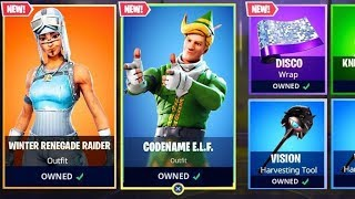 *NEW* FORTNITE ITEM SHOP COUNTDOWN! February 9th New Skins! - Fortnite Battle Royale