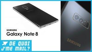 Samsung présentera son Galaxy Note 8 le 23 août  DQJMM (1/2)