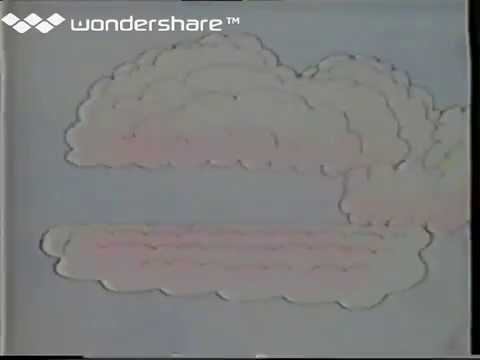 Classic Sesame Street - A Boy Sees A butterfly Transforms A Cloud Into A Ship Train Car Plane