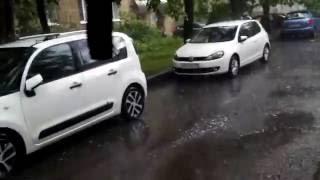 Мёртвый дождь  в Питере