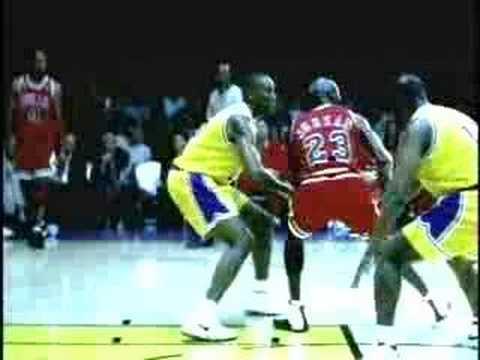 "Michael Jordan Nike Commercial ""Frozen Moment"""