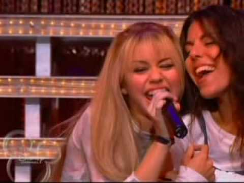 Клип Hannah Montana - True Friend