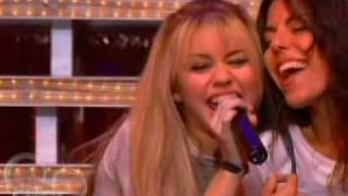 Hannah Montana - True Friend Music Video(This is the music video for Hannah Montana's song