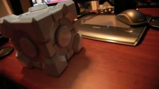 Compainion Cube Test Track