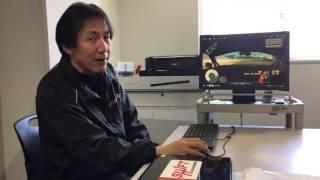 富士スピードウェイで86レーサーズ中級者のドライビングを竹内浩典が解析:1