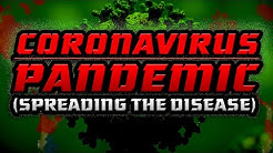 NECRO - 'CORONAVIRUS PANDEMIC (SPREADING THE DISEASE) OFFICIAL LYRIC VIDEO