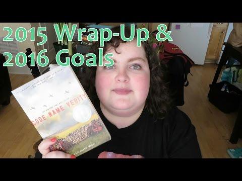 2015 Wrap Up & 2016 Goals