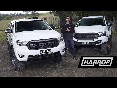 Ford Ranger PX2 & PX3 | Harrop Enhanced