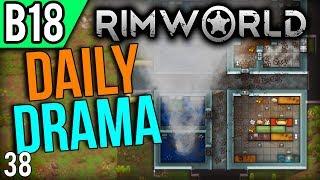 RimWorld Beta 18 | Here We Go Again! (Lets Play RimWorld / Gameplay part 38)