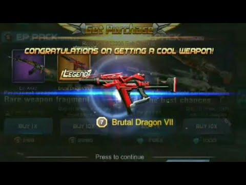 Tutorial Trik Dapat Brutal Dragon VIP 0 - Crisis Action 2017 - YouTube