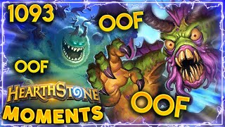 He Did The MASH, He Did The MOSTER MASH!!! | Hearthstone Daily Moments Ep.1093
