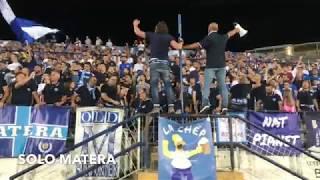 Matera - Rieti 2-0 /tifo